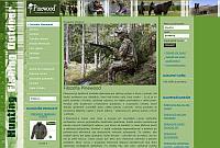 Pinewood - webový obchod